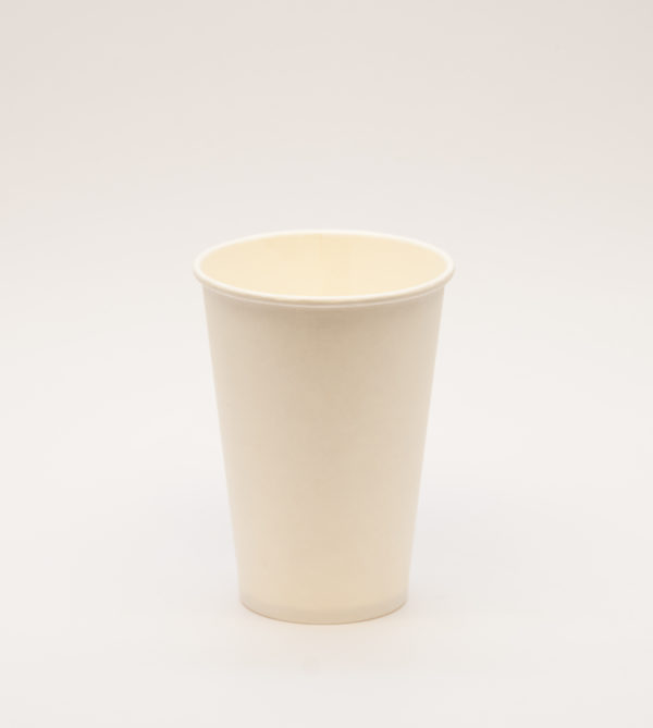 Vending Cups - White 7oz