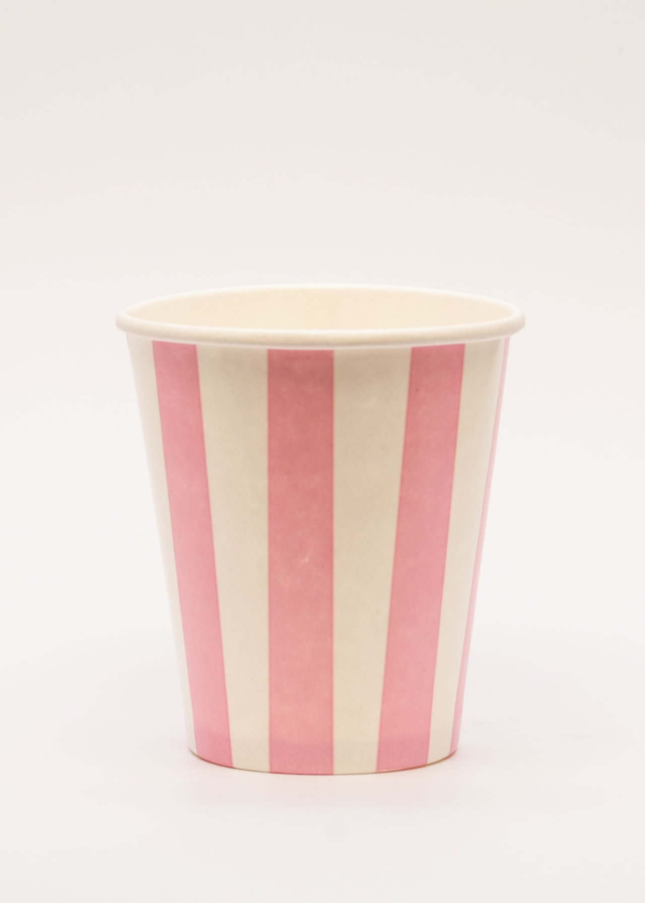 Candy Striped Cups