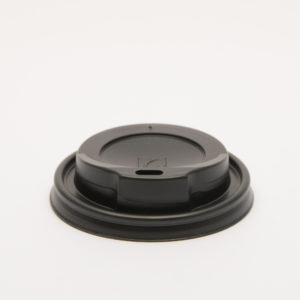 Sip through Lid - Black