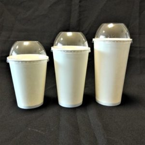 Dome Lids For Paper Cups