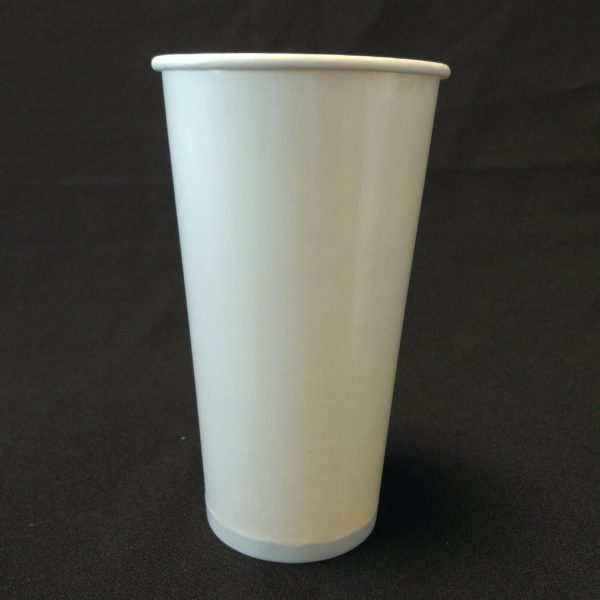 20oz Single Wall Paper Cup