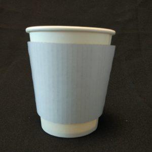 8oz & 10oz Coffee Paper Cup Sleeve