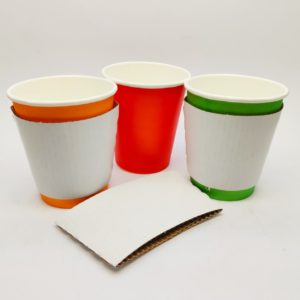 Paper Cup Sleeves