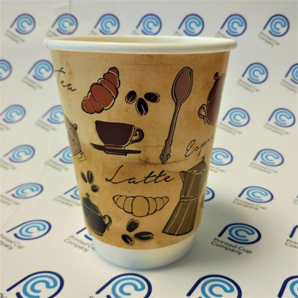 Cafe Paper Cup