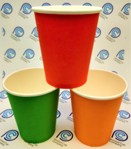 Traffic Light Paper Cup