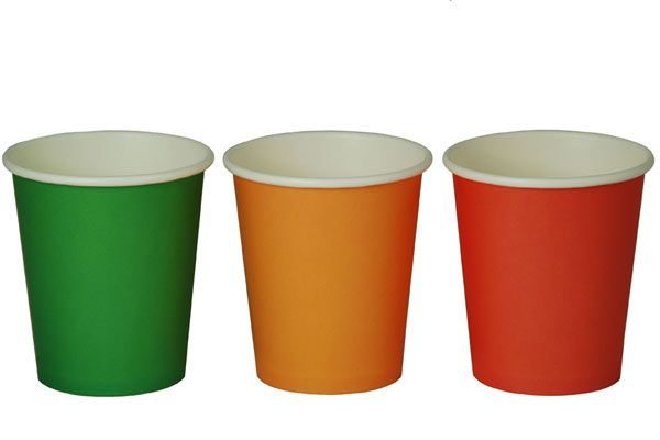 Traffic Light Paper Cup