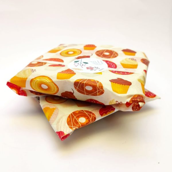 Donuts & Cakes Greaseproof Paper