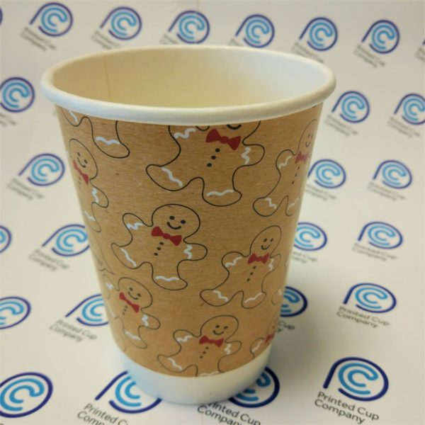 Double Wall Christmas Cup