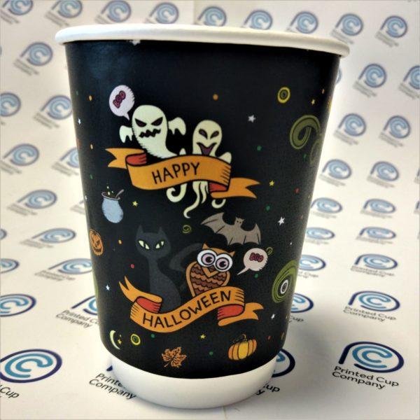Halloween Paper Cup