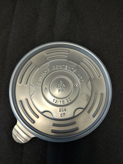 Soup Container Lids