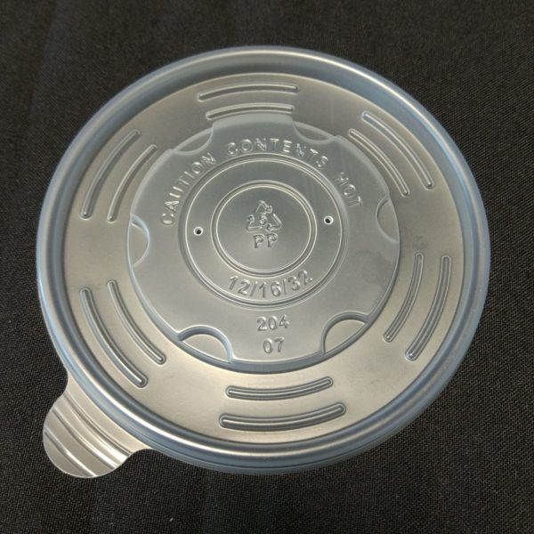 Food Container Paper Cup Lids