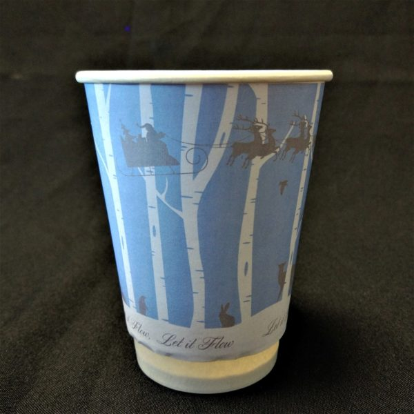 Disposable Christmas Cups