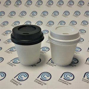 4oz Espresso Paper Cup Lids