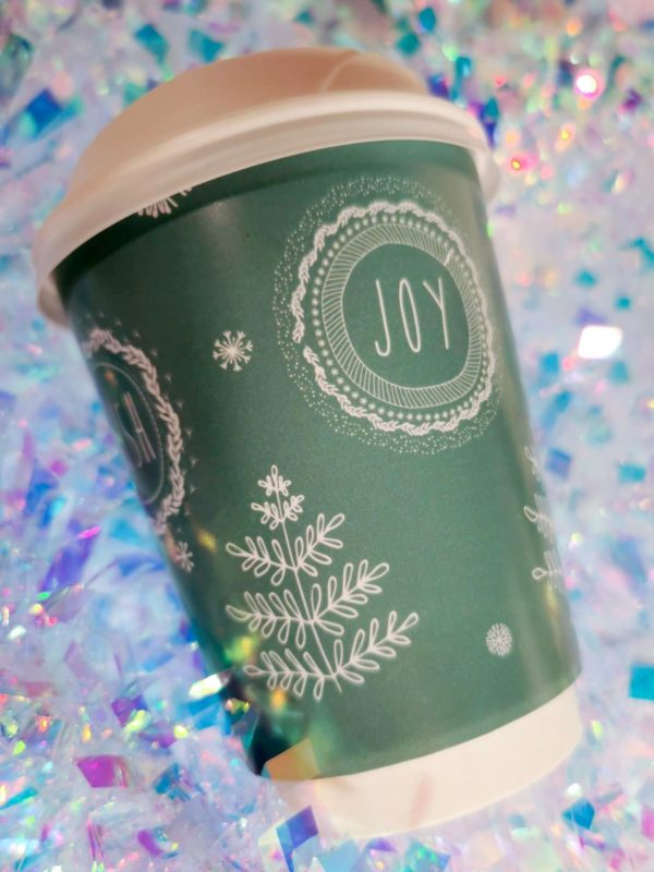 Christmas Wishes Paper Cup