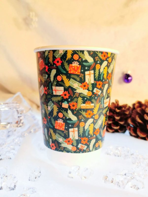 Christmas Decorations Paper Cups
