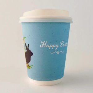 Easter Bunny Paper Cups