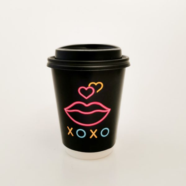 Valentines Day 'Love' Cups