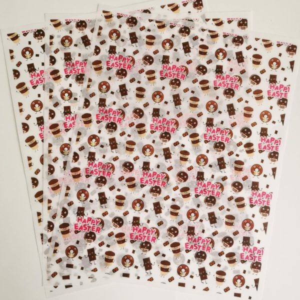 Easter Greaseproof Paper