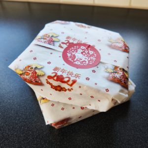 Chinese New Year Greaseproof Paper