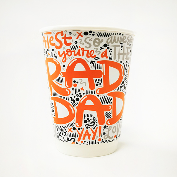 Candy Stripe Cup Size