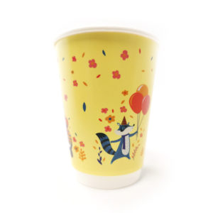 Animal Party Birthday Cups