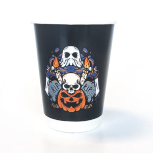 Halloween Ghost Paper Cup